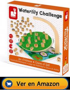 Motricidad fina | Actividades, juegos y juguetes | Juego de habilidad Waterlily Challenge | A partir de 6 años