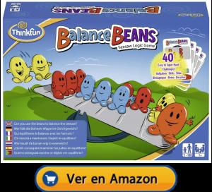 Motricidad fina | Actividades, juegos y juguetes | Balance Beans | A partir de 5 años