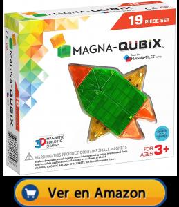 Motricidad fina | Actividades, juegos y juguetes | Magna Qubix. De 19 piezas | A partir de 3 años