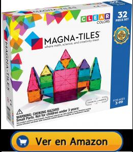 Motricidad fina | Actividades, juegos y juguetes | Magna-Tiles. De 32 piezas | A partir de 3 años