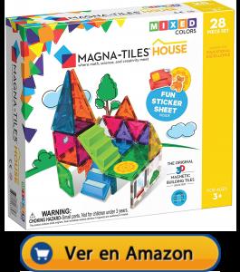 Motricidad fina | Actividades, juegos y juguetes | Magna-Tiles. De 28 piezas | A partir de 3 años