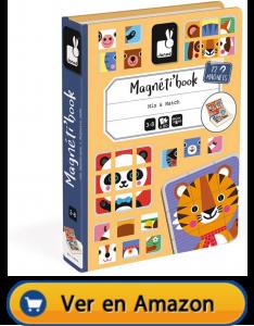 Motricidad fina | Actividades, juegos y juguetes | Magneti'Book | A partir de 3 años