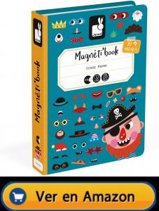 Motricidad fina | Actividades, juegos y juguetes | Motricidad fina | Actividades, juegos y juguetes | Magneti'Book | A partir de 3 años