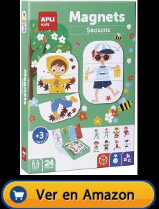 Motricidad fina | Actividades, juegos y juguetes | APLI Kids- Estaciones | A partir de 3 años