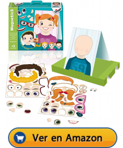 Motricidad fina | Actividades, juegos y juguetes | Magnetics Expresiones | A partir de 3 años