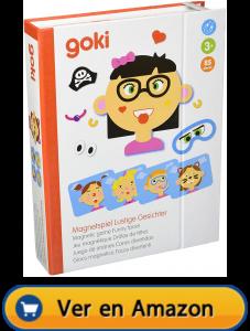Motricidad fina | Actividades, juegos y juguetes | Caras divertidas | A partir de 3 años