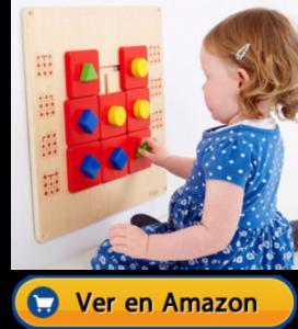 Motricidad fina | Actividades, juegos y juguetes | Laberinto de pared | A partir de 1 año