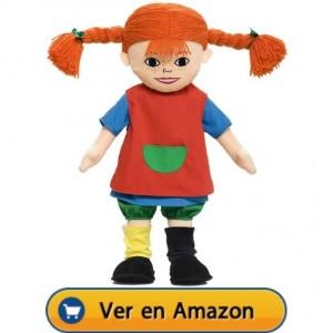 Muñeca de Pippi Calzaslargas.