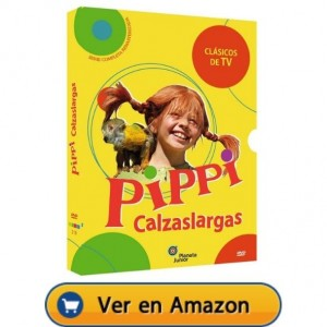 Pippi Calzaslargas   Serie completa