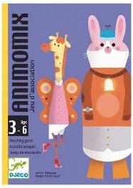 Juegos de cartas para niños   Animomix   A partir de 3 años