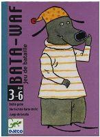 Juegos de cartas para niños   Bata-Waf   A partir de 3 años