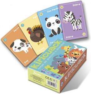 Juegos de cartas para niños   Kiricuack   A partir de 3 años