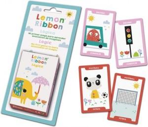 Juegos de cartas para niños   Lemon Ribbon Lógica   A partir de 3 años