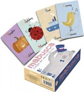 Juegos de cartas para niños   Mabusca   A partir de 3 años