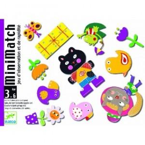 Juegos de cartas para niños   MiniMatch   A partir de 3 años