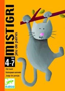 Juegos de cartas para niños   Mistigri   A partir de 4 años