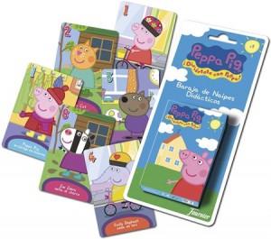 Juegos de cartas para niños   Peppa Pig   A partir de 3 años