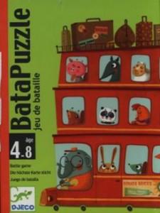 Juegos de cartas para niños   BataPuzzle   A partir de 4 años