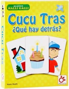 Juegos de cartas para niños   Cucu tras ¿Qué hay detrás?   A partir de 4 años