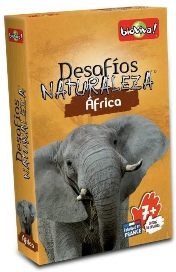 Juegos de cartas para niños   Desafíos Naturaleza. África   A partir de 7 años