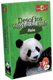 Juegos de cartas para niños   Desafíos Naturaleza. Asia   A partir de 7 años
