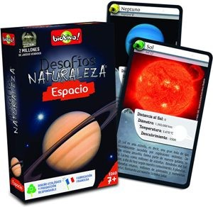 Juegos de cartas para niños   Desafíos Naturaleza. Espacio   A partir de 7 años