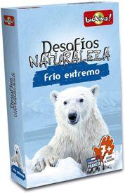 Juegos de cartas para niños   Desafíos Naturaleza. Frío extremo   A partir de 7 años