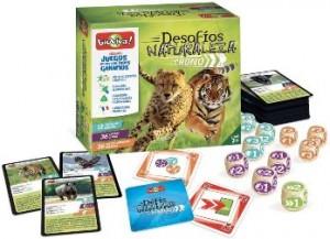 Juegos de cartas para niños   Desafíos Naturaleza. Crono   A partir de 7 años
