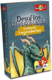 Juegos de cartas para niños   Desafíos Naturaleza. Criaturas legendarias   A partir de 7 años