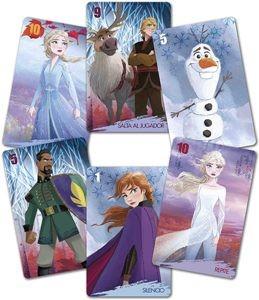 Juegos de cartas para niños   Frozen II. Juego de cartas. El Pumba   A partir de 4 años