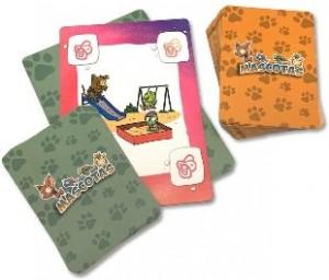 Juegos de cartas para niños   Mascotas   A partir de 4 años