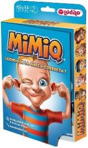 Juegos de cartas para niños   MimiQ ¡Consigue la mueca correcta!   A partir de 4 años