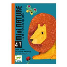 Juegos de cartas para niños   Mini nature   A partir de 4 años