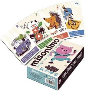 Juegos de cartas para niños   Misonimo   A partir de 4 años