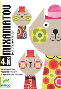 Juegos de cartas para niños   Mixamatou   A partir de 4 años