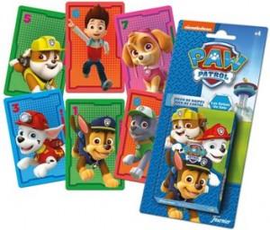 Juegos de cartas para niños   Paw Patrol   A partir de 4 años