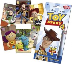 Juegos de cartas para niños   Toy Story 4   A partir de 3 años