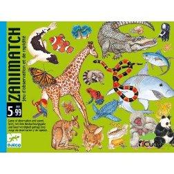 Juegos de cartas para niños   Zanimatch   A partir de 5 años