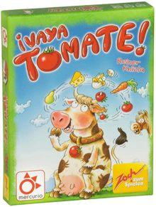 Juegos de cartas para niños   ¡Vaya tomate!   A partir de 6 años