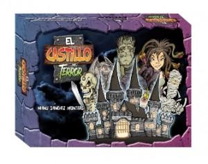 Juegos de cartas para niños   El Castillo del Terror   A partir de 6 años
