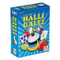 Juegos de cartas para niños   Halli Galli   A partir de 6 años