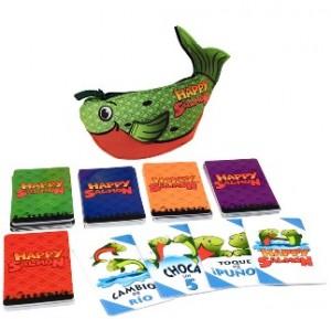 Juegos de cartas para niños   Happy Salmon   A partir de 6 años