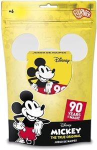 Juegos de cartas para niños   Mickey 90 aniversario   A partir de 6 años