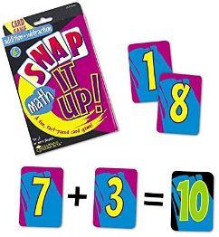 Juegos de cartas para niños   Snap it up!   A partir de 6 años