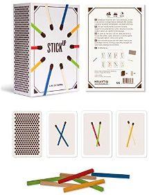 Juegos de cartas para niños   Stick Up   A partir de 6 años