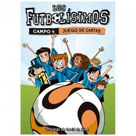 Juegos de cartas para niños   Los Futbolísimos. Campo 4   A partir de 7 años