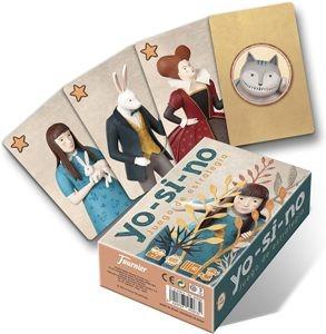 Juegos de cartas para niños   Yo-si-no   A partir de 7 años