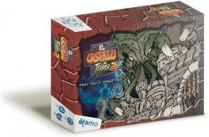 Juegos de cartas para niños   El Castillo del Terror 2   A partir de 8 años