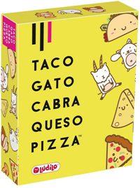 Juegos de cartas para niños   Taco Gato Cabra Queso Pizza   A partir de 8 años