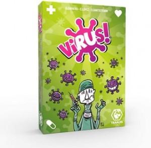 Juegos de cartas para niños   Virus!   A partir de 8 años